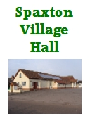 Spaxton Village Hall website